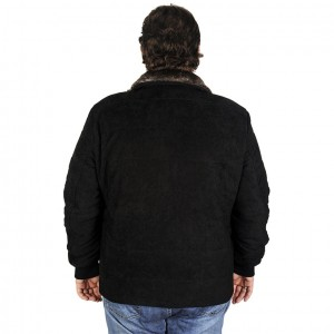 Big-Tall Men s Coat 193960 Black