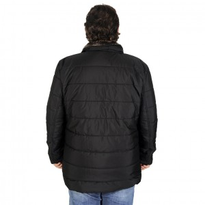 Big-Tall Men s Coat 193993 Black