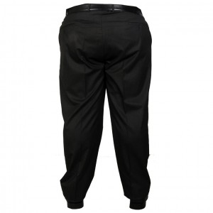 Big-Tall Men s Fabric Pants 19010 Anthracite