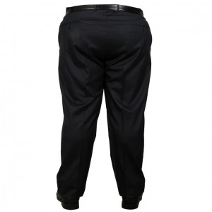 Big-Tall Men s Fabric Pants 19010 Navy